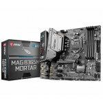MSI Placa Base MAG B365M MORTAR mATX LGA1151 (911-7C67-001)