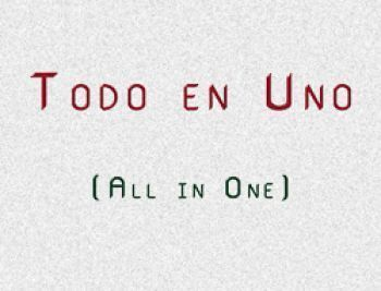 Todo en uno (All in One)