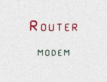 Vm0806 - Routers / Modems